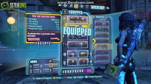Borderlands 2 - New Dragons Keep Items-0