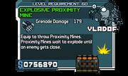 Fry Explosive Proximity Mine