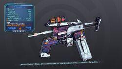 Inferno'd Shooter 70 Blue Fire