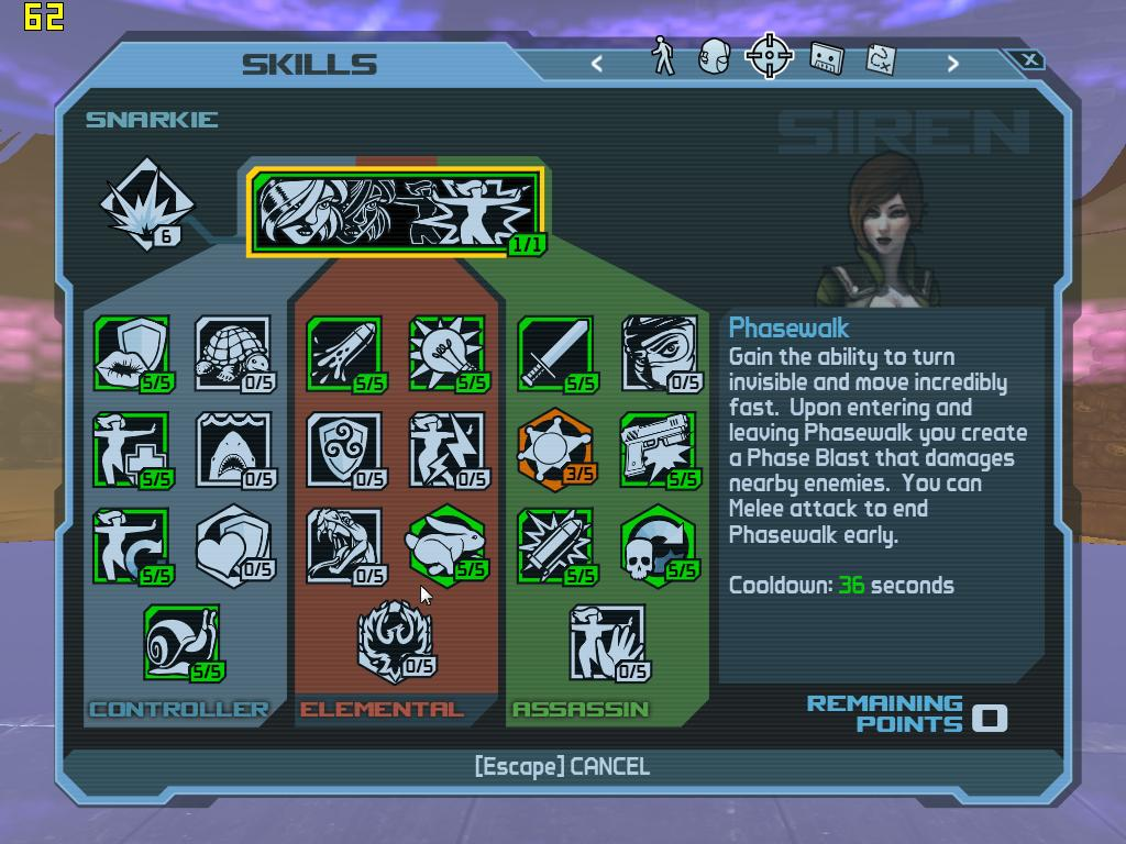 Image My Lilith Skill Tree Jpg Borderlands Wiki