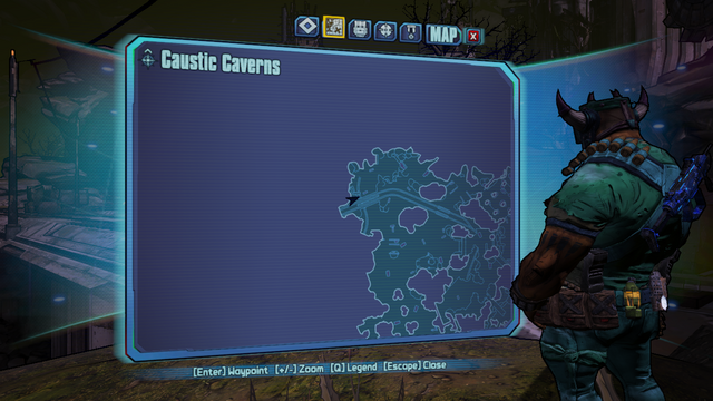 File:Borderlands2 Minecraft Cave Location.png
