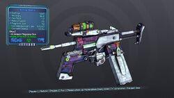 Rotting Shooter 70 Blue Corrosive