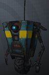Hyperion Courage Claptrap