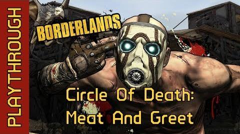 Circle Of Death Meat And Greet