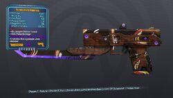 Perma-Sharp Gunerang Slag 50