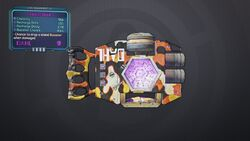 L19 Booster Shield