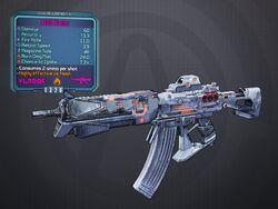 Rabid Blaster LV9