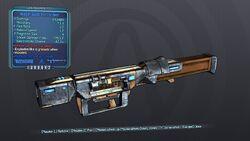 Rocket Speed Volt Thrower 70 Blue Shock