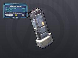 LV 29 Rubberized Grenade