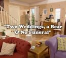 Two Weddings, a Bear & No Funeral