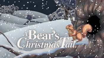 A bears christmas tail titles