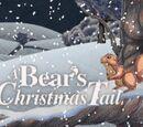 A Bear's Christmas Tail