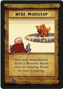 Wild Monster