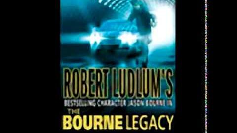 The Bourne Legacy Audio Book