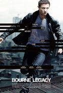 The Bourne Legacy Poster 1