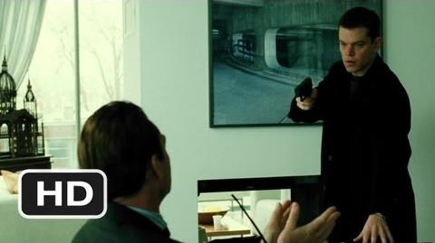The Bourne Supremacy (4 9) Movie CLIP - Fighting Close & Dirty (2004) HD-0