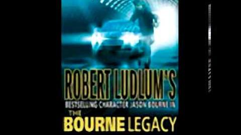 The Bourne Legacy (Unabridged) Audio Book