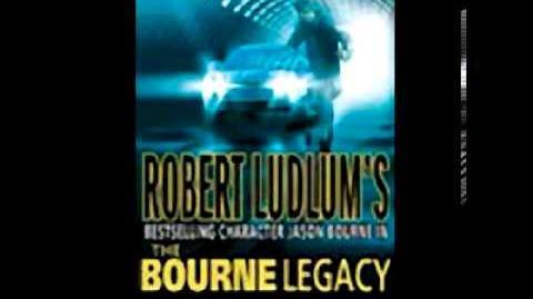 The Bourne Legacy (Unabridged) Audio Book