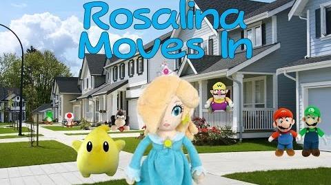 Rosalina Moves In