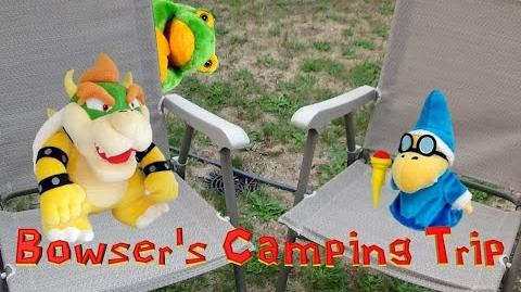 Bowser's Camping Trip