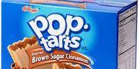 Pop Tarts (Brown Sugar Cinnamon)