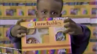 Lunchables fun pack