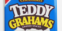 Teddy Grahams (Chocolate)