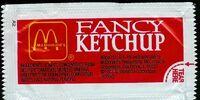 McDonald's Ketchup