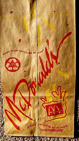 File:McDonald's bag (pop art) 1991.jpg