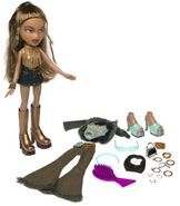 Bratz Funk-N-Glow Yasmin Doll