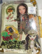 Bratz Adventure Girlz Jade
