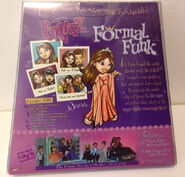 Bratz Formal Funk Dana Back