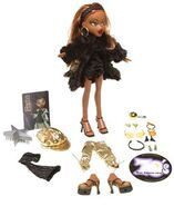 Bratz Flashback Fever Sasha Doll
