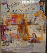 Bratz Ice Champions 4-in-1 Winter Lodge with Meygan