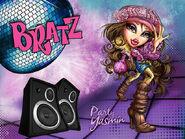 Bratz Party Yasmin Wallpaper