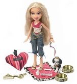 Bratz Pampered Pupz Cloe Doll