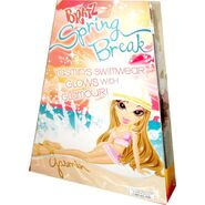 Bratz Spring Break Yasmin 2009 Back