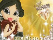 Bratz Forever Diamondz Sharidan Wallpaper