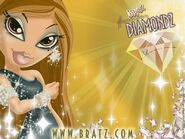 Bratz Forever Diamondz Yasmin Wallpaper
