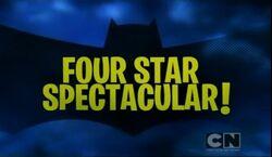 Four Star Spectacular!