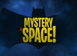 Mystery in Space!