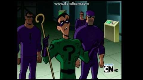 Riddler In Batman The brave and the Bold
