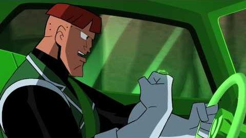 BATMAN The Brave And The Bold - DEATH RACE TO OBLIVION - 2