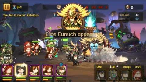 Brave Cross - Ten Eunuch Rebellion Campaign