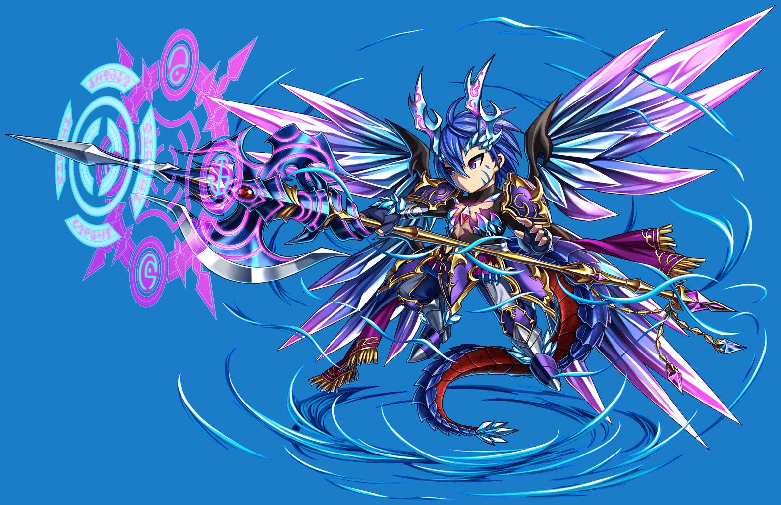 Unit Details: Spirit Conjurer Astrid : bravefrontier