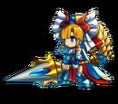 Luna Regina sacra