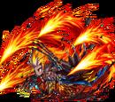 Infernobestie Zegar