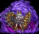 Brüllende Kaiserin Sonia