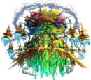 Vertri albero di Gaia