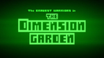 BW - The Dimension Garden